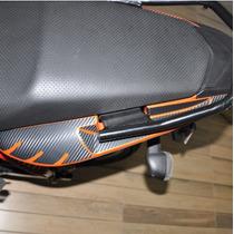 Adesivo Protetor Rabeta Lateral Tuning Moto Yamaha Fazer 150