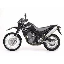 Kit Adesivos Yamaha Xt 660r 2005 2006 Preta