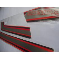 Faixa Adesiva Cb 400 80/81 Preta
