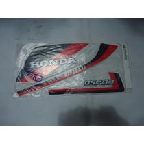 Adesivo Cb 450 Branco 86