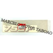 Adesivo Para Espolio Cbx 750 F 1987 87115-mjo-980za
