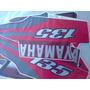 Kit Faixa Adesiva Rd 135 98 Vermelha Completo