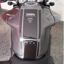 Protetor Tanque Tankpad 3d Moto Triumph Tiger 1200 Explorer