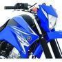 Kit Adesivos Yamaha Xtz 250 Lander 2009 2010 Azul