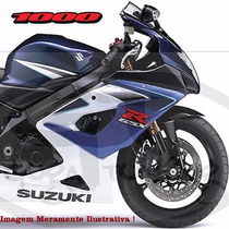 Adesivo Suzuki Srad 1000 2007 Avery Ou Oracal - Guga Tuning