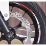 Friso Refletivo Adesivo Roda Moto Honda Cbr 500 R M2 Complet