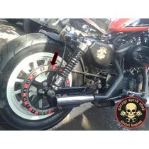 Adesivo Roleta Casino Polia Harley Davidson Todos Os Modelos