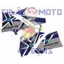 Kit Adesivos Yamaha Xt 660r 2007 Azul