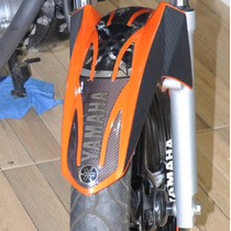 Adesivo Paralama Relevo Moto M3 Yamaha Fazer 150 Frete Free