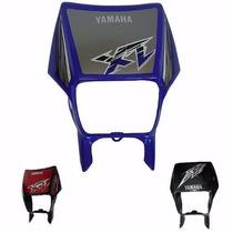 Carenagem Do Farol Yamaha Xt 600 - Azul 99 - Adesivada