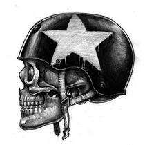 Acessórios Skull (caveira) Para Motos E Triciclos Custom