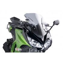 Bolha Puig Kawasaki Z1000 Sx Nova- Fumê Clara Pronta Entrega