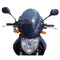 Bolha Moto Fazer 250 Yamaha Fume Ou Cristal