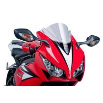 Bolha Puig Para Moto Honda Cbr1000rr Fume Clara