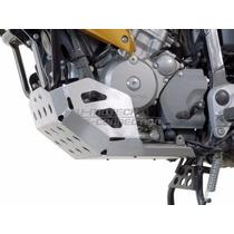 Protetor De Carter Xl700v Transalp Sw-motech Alumínio