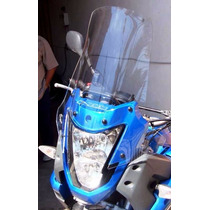 Bolha Alongada Yamaha Teneré Xt660z Parabrisa Moto