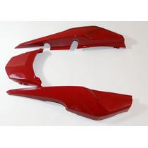 Rabeta Completa 3pçs Honda Titan 150 Vermelho 2015