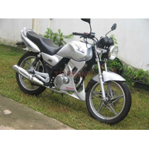 Spoiler P/ Suzuki Yes 125 - Semi Carenagem