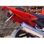 Eliminador De Rabeta P/ Honda Twister 250 - Carenagem