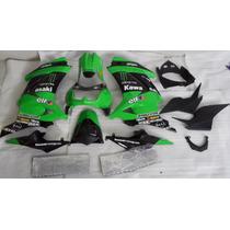 Kit Carenagem Ninja 250 A Pronta Entrega