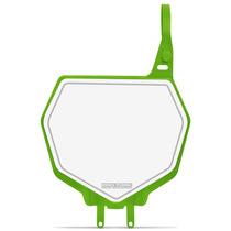 Number Plate Universal Pro Tork 788 Verde Placa Motocross