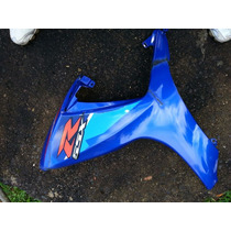 Carenagem Lateral Srad 750 2009 Lado Esquerdo Usada