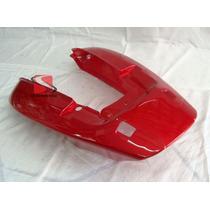 Rabeta Dafra Speed150 Vermelha Completa 3 Peças Serjao