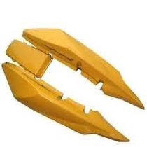 Rabeta Traseira Cbx 250 Amarela Modelo Original