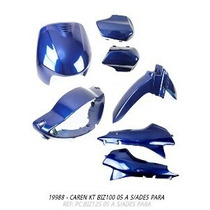 Carenagem Kit Biz100 2005 Azul