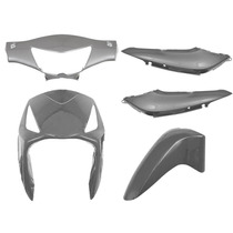 Kit Plasticos Carenagem Completo Honda Biz 125 2006 A 2010