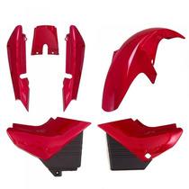 Kit Plásticos Carenagem Yamaha Ybr 2000 A 2008 Todas Cores