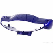 Carenagem Do Farol Honda Biz100 Azul 2004 Paramotos