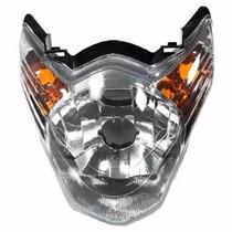 Farol Bloco Óptico Honda Titan 150 09/10 Mix Plasmoto Alta Q