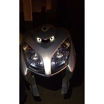Farol Com Carenagem Frontal Yamaha Neo