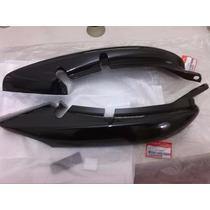 Rabeta (par) Fan 125 2005 Até 2008 Preta Original Honda