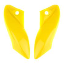 Carenagem Lateral Do Farol (par) Honda Cb300 R 2012 Amarelo