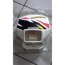 5776- Carenagem Farol Xr 200 97 Branco