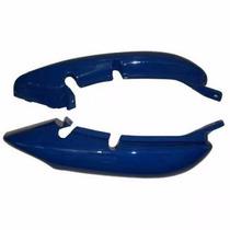 Rabeta Sportive Titan 125 Es 00/04 Azul Com Nf