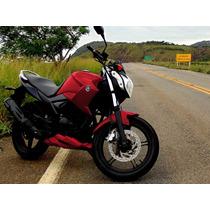 Spoiler Fazer 250 - Motos Design - C/pintura E S/pintura