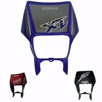 Carenagem Do Farol Yamaha Xt 600 - Preto 00/01 - Adesivada