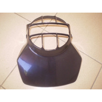 Carenagem Farol Original Preta Honda Xl 125s Xlx250
