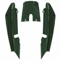 Kit Rabeta Ybr 125 2006 / 2007 Verde
