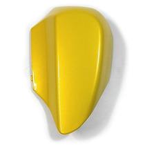 Carenagem Do Amortecedor Esquerda Amarela Zig Original Dafra