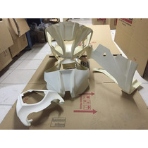 Kit De Carenagem Em Fibra Para Track Day Zx-10r Zx10 Zx10r