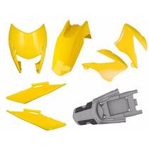 Kit Carenagem Completo Honda Nxr Bros 2009 À 2011 Pro Tork