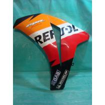 Carenagem Lateral Esq. Cbr 1000 2008 2011 Repsol Leg Racing