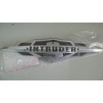 Emblema Tanque Combustivel Suzuki Intruder 125