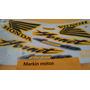Kit Jogo Adesivo Cb 600 Hornet 2006 Amarela Frete R$9,90