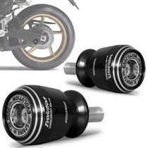 Slider Traseiro Universal Moto Racing Evolution Preto M10