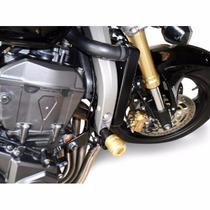 Slider Hornet Moto Honda Dianteiro Mj Racing Cores E Brinde